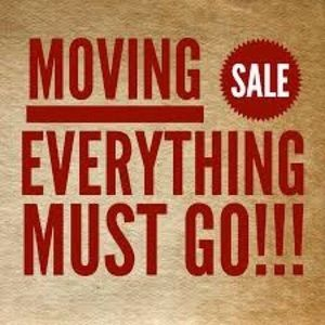 Other - Moving Sale!!